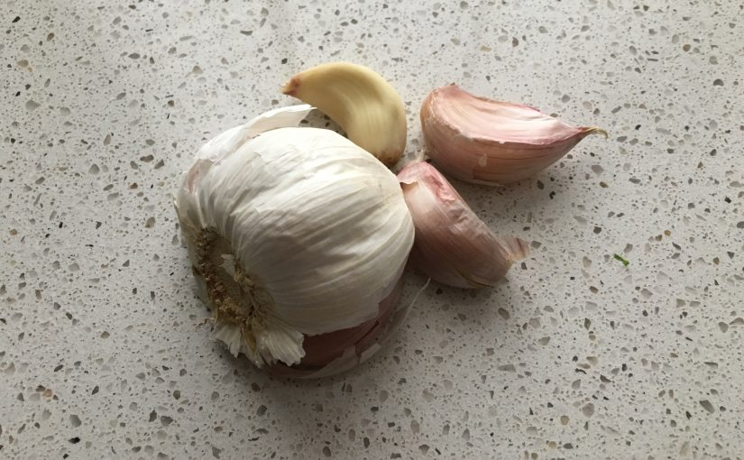 Slakken bestrijden met knoflook
